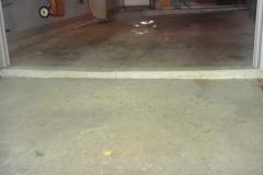 sinking floor