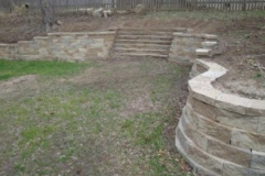 retaining walls kansas city mo