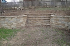 retaining walls kansas city